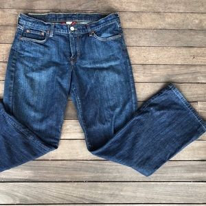 Lucky Brand Boot Cut Blue Jeans